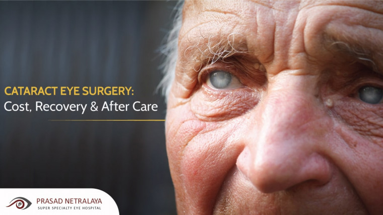 Cataract Eye Surgery: Cost, Recovery & After Care