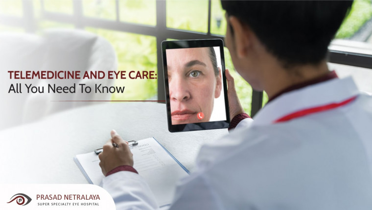 Telemedicine And Eye Care: All You Need To Know