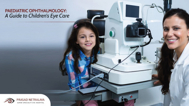 Paediatric Ophthalmology: A Guide to Children's Eye Care