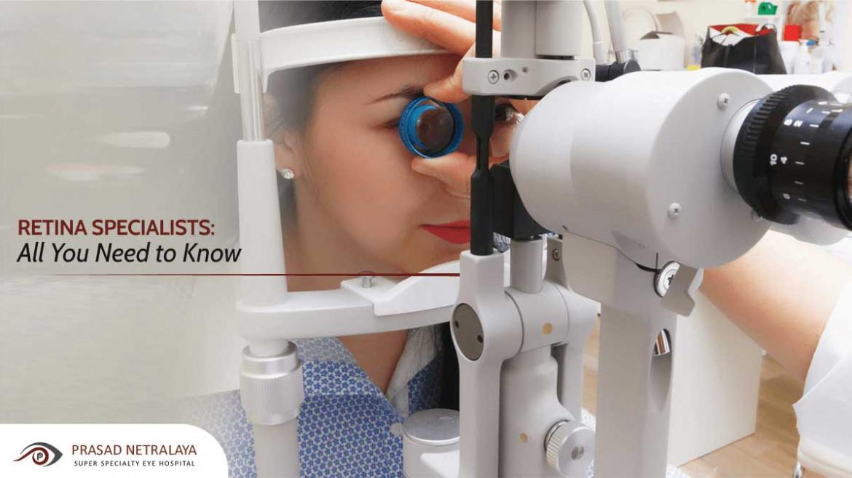 Retina Specialists: What Do They Do?