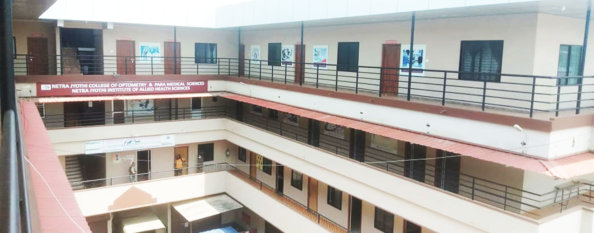 Nethrajyothi college