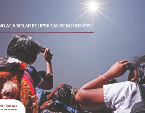 Does Looking At A Solar Eclipse Cause Blindness?