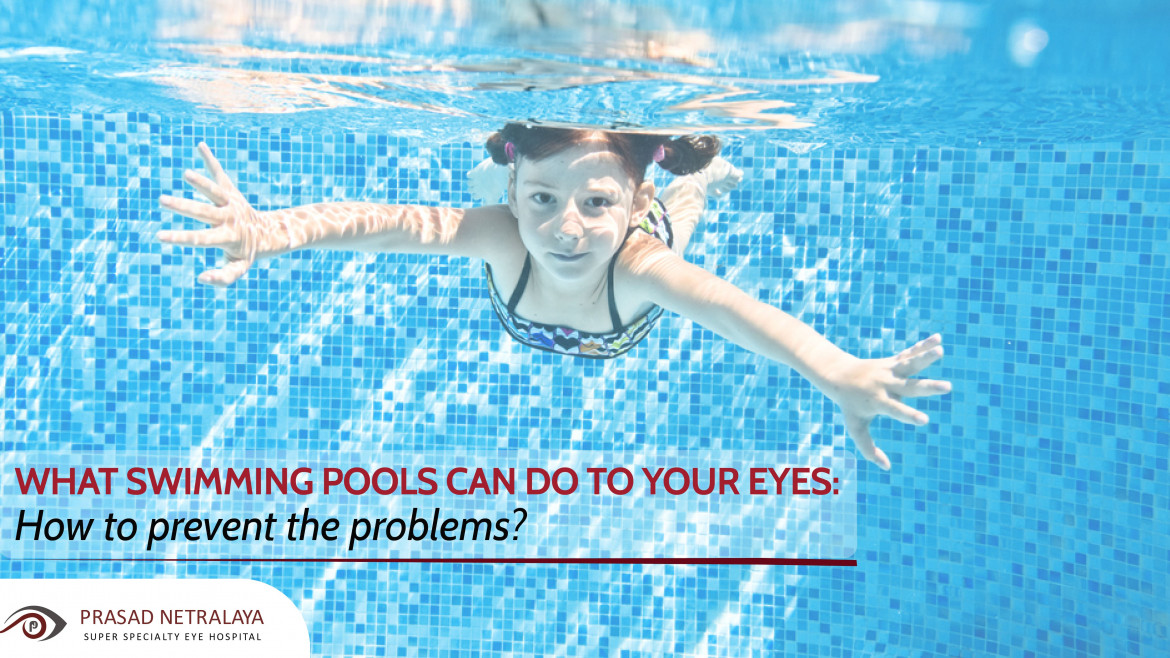 What Swimming Pools Can Do to Your Eyes, And How to Prevent the Problems