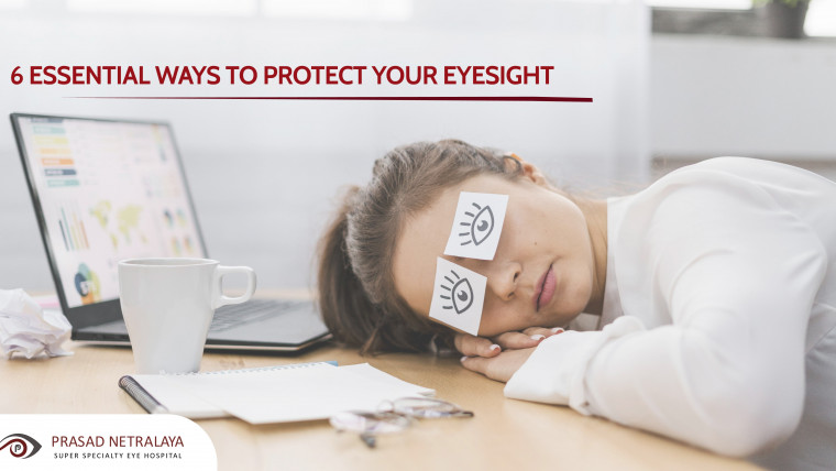 6 Essential Tips for Protecting Your Eyesight